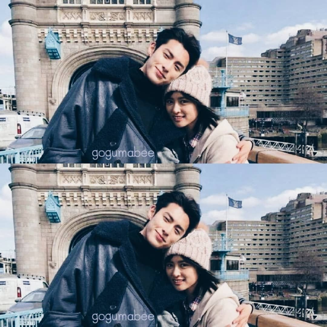 DYLAN WANG ♥ SHEN YUE on Twitter: