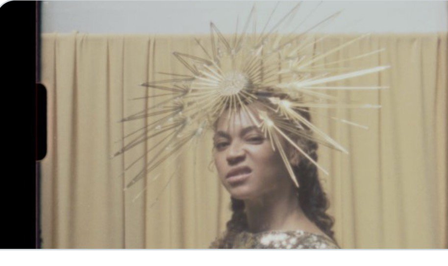 Happy birthday to the Queen of being goofy. Beyoncé
