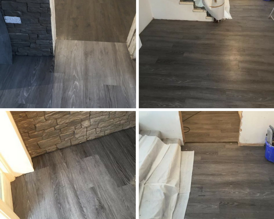 The Flooring Group On Twitter Amtico Dark Wood Design In South