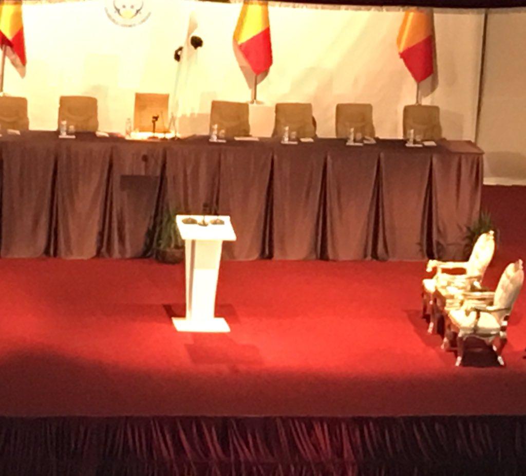 #Mali IBK bientôt officiellement réélu par la cour suprême #Koulouba2018