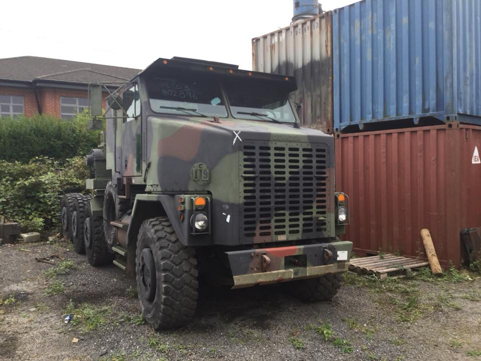 Military Vehicles For Sale >> Crouch Military Sales Di Twitter A Selection Of Oshkosh Ex