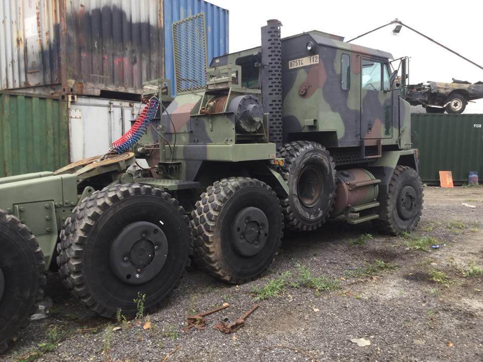 Military Vehicles For Sale >> Crouch Military Sales On Twitter A Selection Of Oshkosh Ex