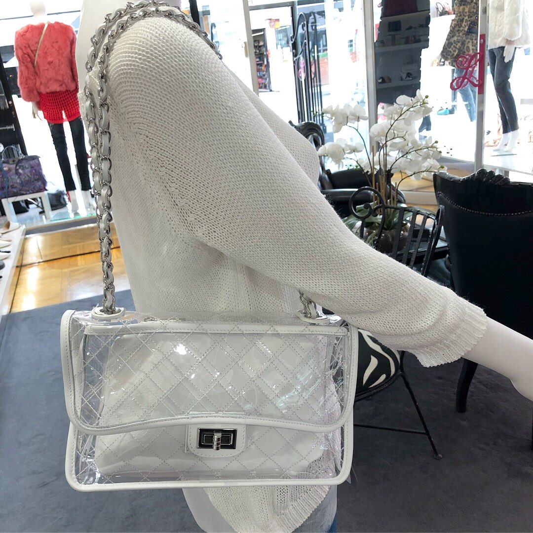 03 9820 8006 News Loula Au Loulashoes Toorakroad Southyarra Melbourne Handbag Handbags Clearbag Blackhandbag Whitehandbag