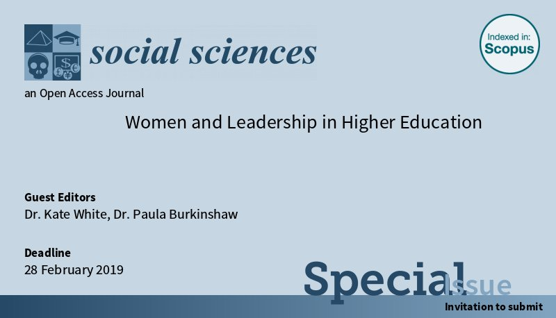 Social Sciences on Twitter: