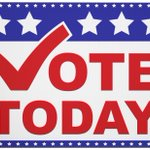 Image for the Tweet beginning: It's Primary Day!  Your