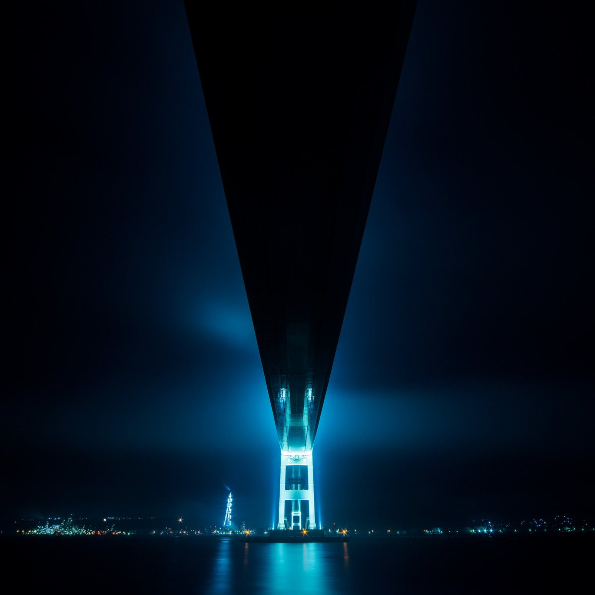 通行止め 白鳥 大橋