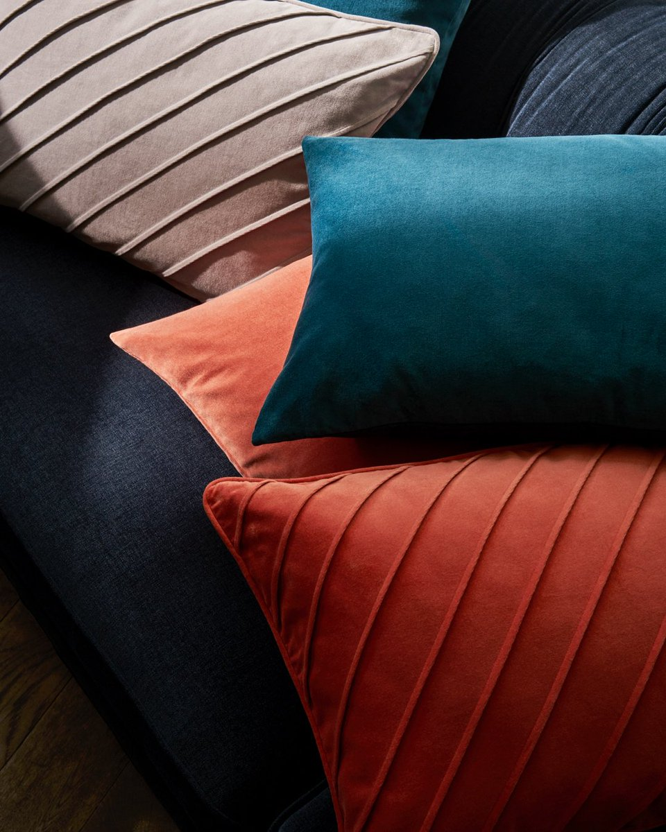 808eed9ddeba Indulge in our selection of cushion covers, curtains and boxes in smooth  velvet. Shop now in selected H&M Home stores and online http://HM.COM !