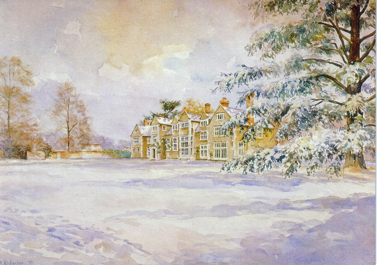 Christmas Group visits welcome @loseleypark on 11th & 12th December. Enjoy a guided tour in #loseleyhouse with #christmaslunch served in our beautiful #tithebarn @Loseleyevents, see website for details @VisitSurrey @GuildfordTIC