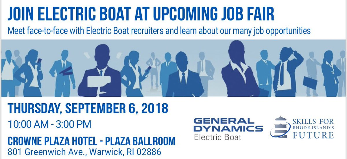 GD Electric Boat on Twitter: