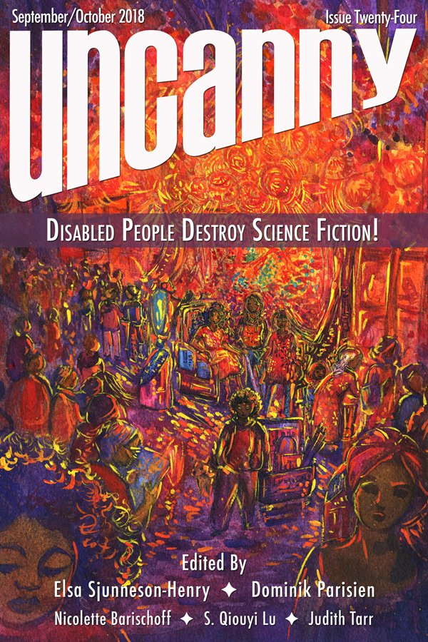 uncanny magazine on twitter icymi disabled people destroy science