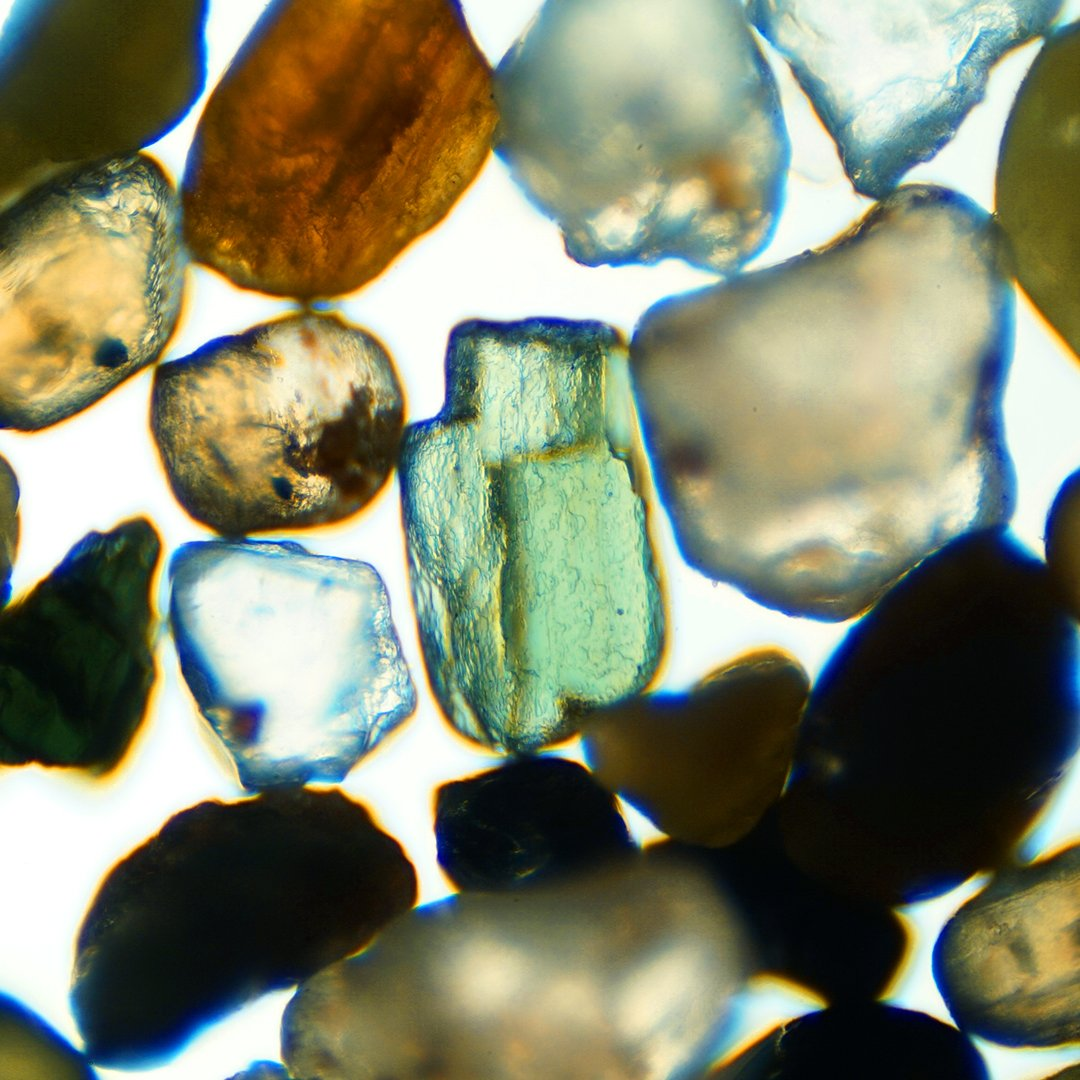 A microscopic look at why the world's running out of sand