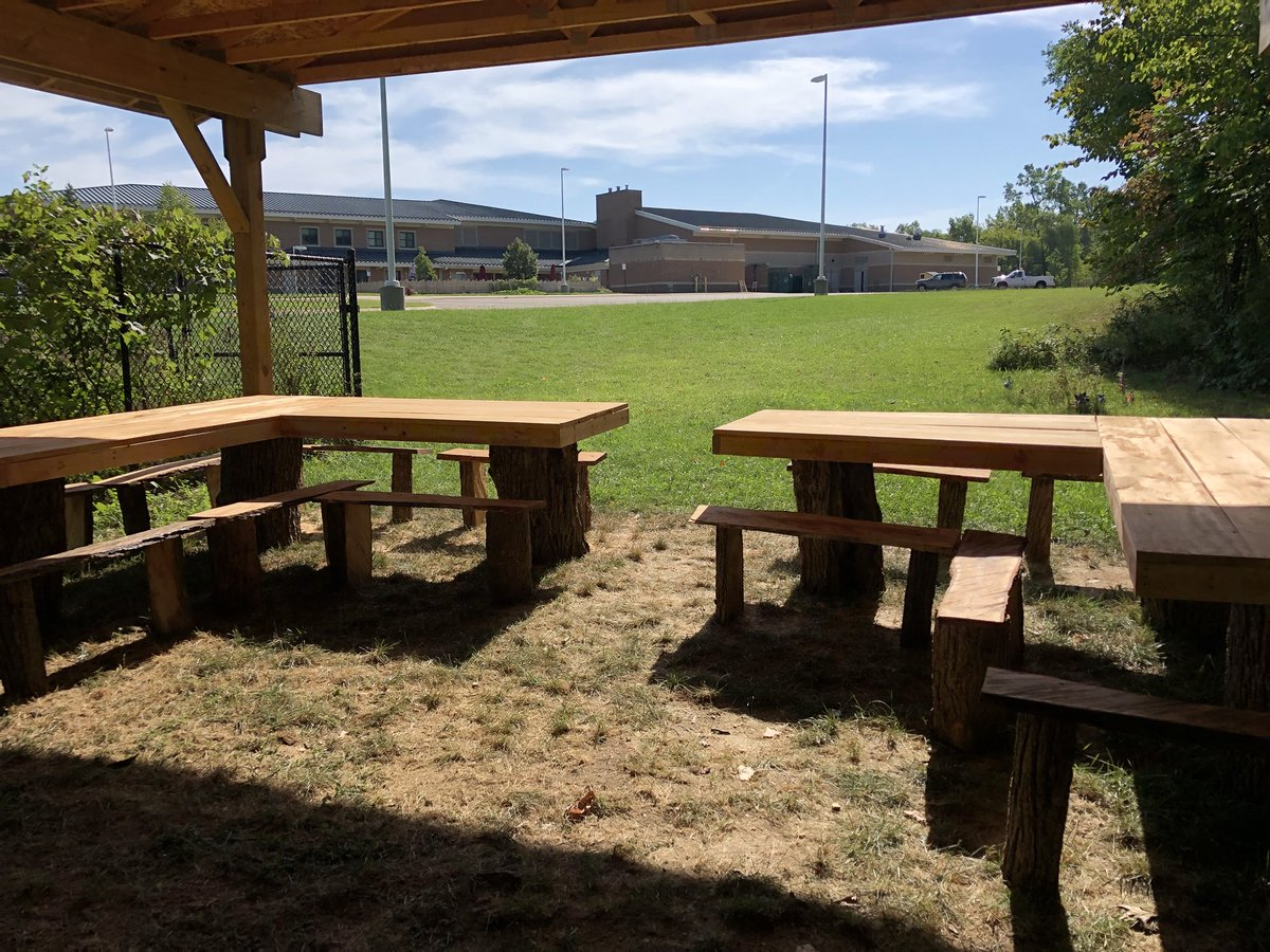 Surprising Hutchings Elementary On Twitter Our Outdoor Classroom Is Uwap Interior Chair Design Uwaporg