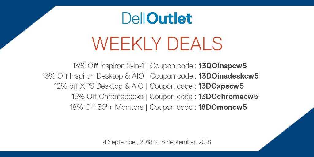 dell outlet coupon inspiron