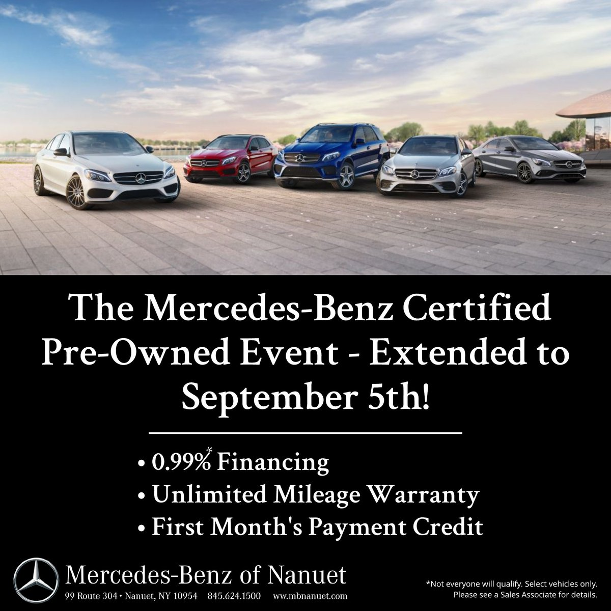 Delightful Stop In Today To Find The Perfect Mercedes Benz For You!  Http://ow.ly/i9FV50iprXX Pic.twitter.com/orRbyrCWmn