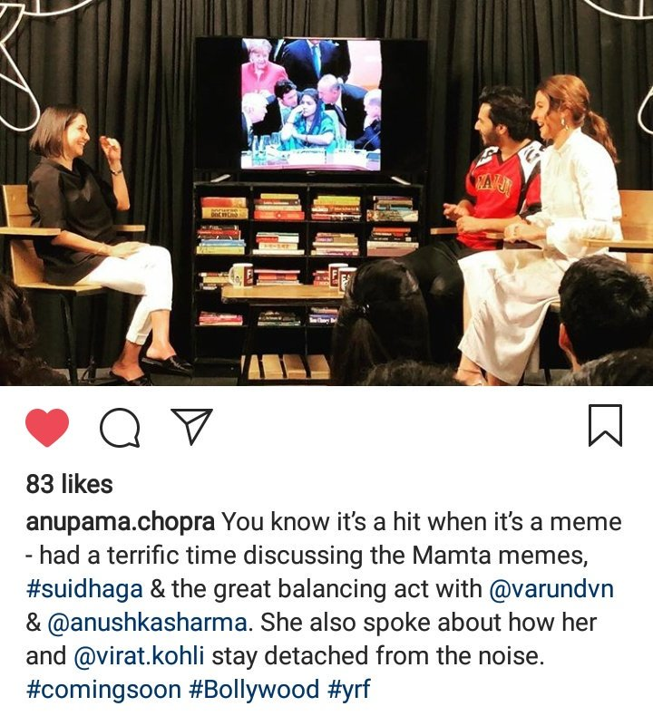 Badri Movie Images With Quotes: Sui Dhaaga: Made In India Updates. Releasing Gandhi