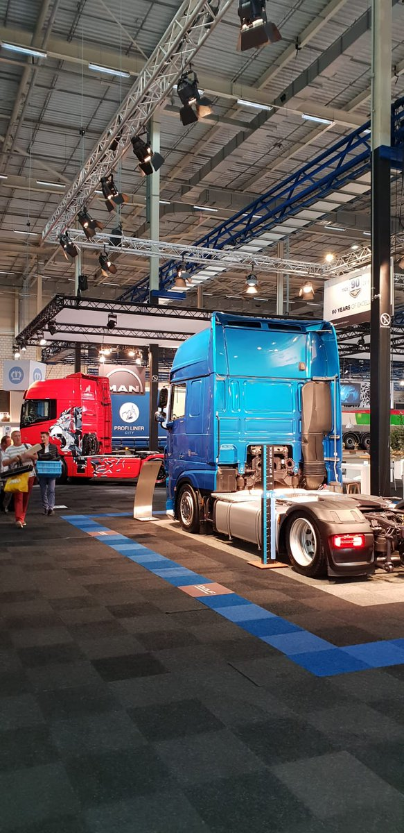 online retailer da01e 48d71 If you repair trucks or vehicles maybe you are in  TransportCompleet event,  Netherlands. We are there with our induction  Aghile system for heating  concrete ...