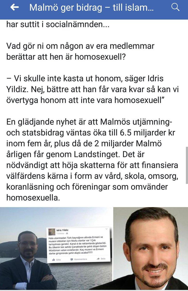 Homosexuell skola far skattemedel