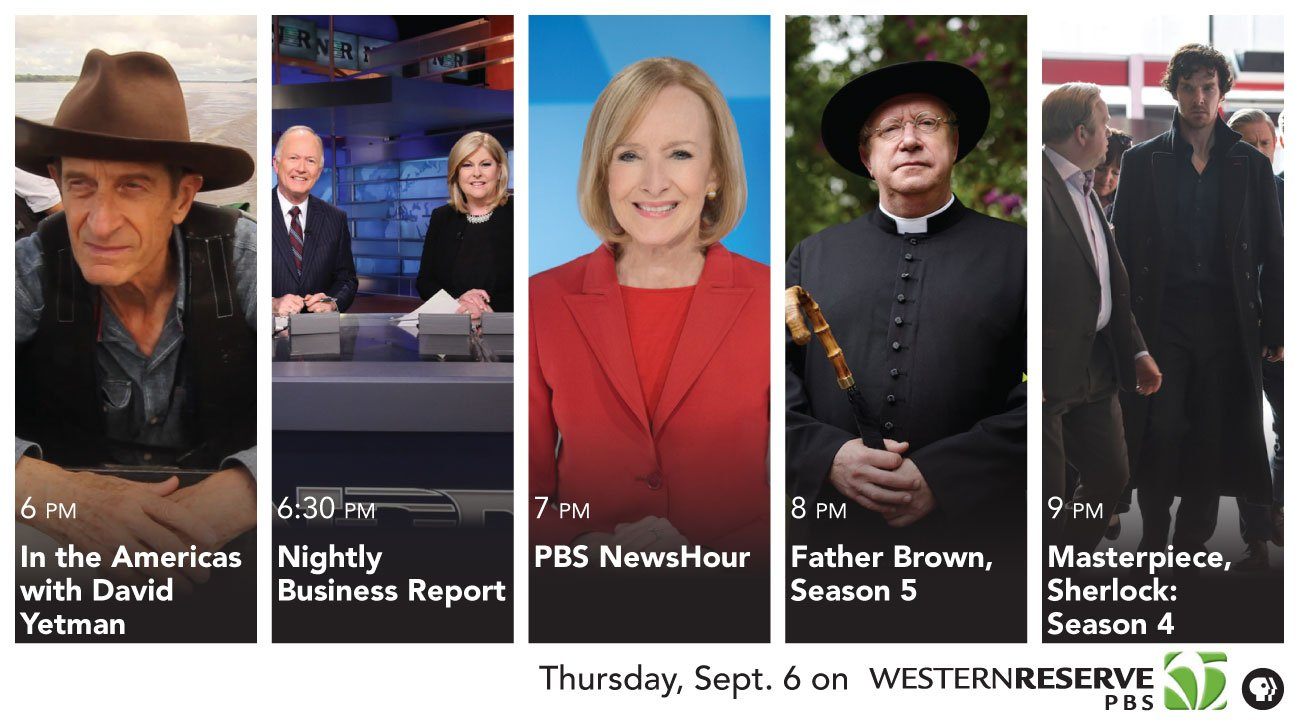 Western Reserve PBS on Twitter: