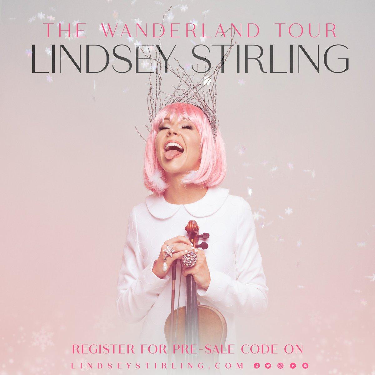 Image result for lindsey stirling Wanderland tour