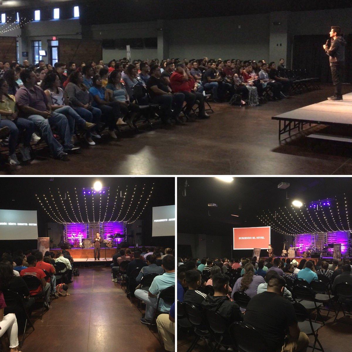 """""""Generación que Adora"""" en Baton Rouge fue genial! Gracias a todos los que participaron...que Dios los use MÁS! Qué sigue?Jueves en Memphis!"""