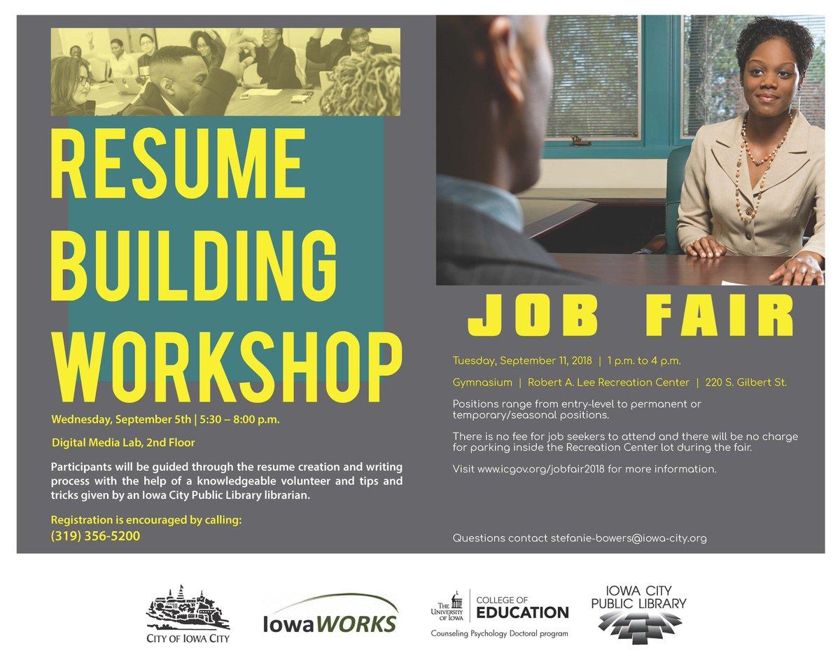 job fair tips for job seekers