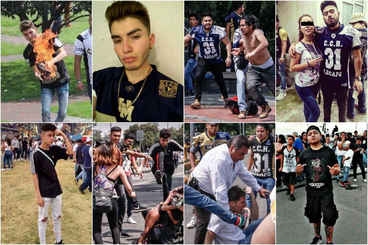 Estudiantes de la UNAM inician campaña en redes para identificar a los porros y golpeadores https://t.co/qQe3tPaIPQ