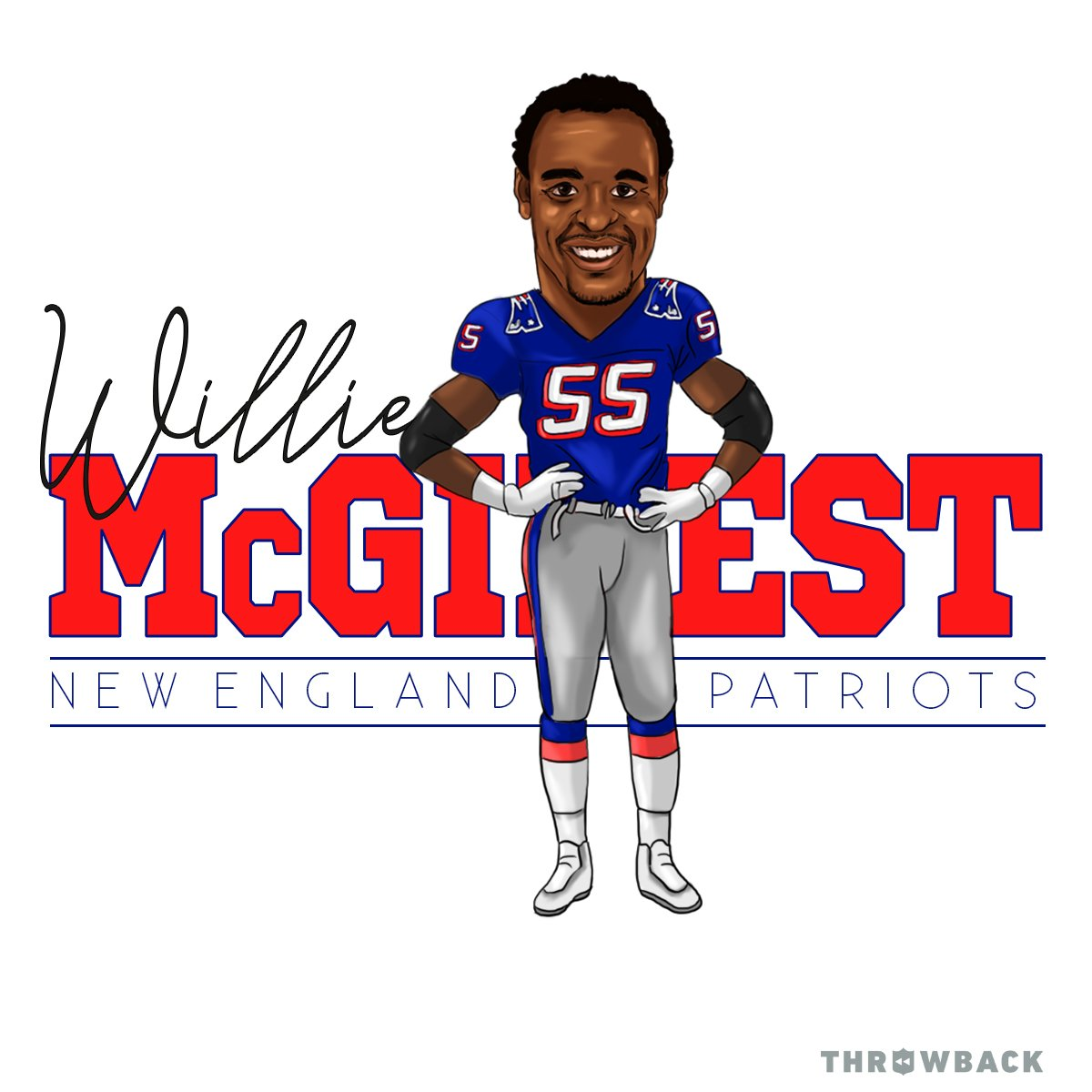 more photos c82fe 0efa9 Willie McGinest on Twitter: