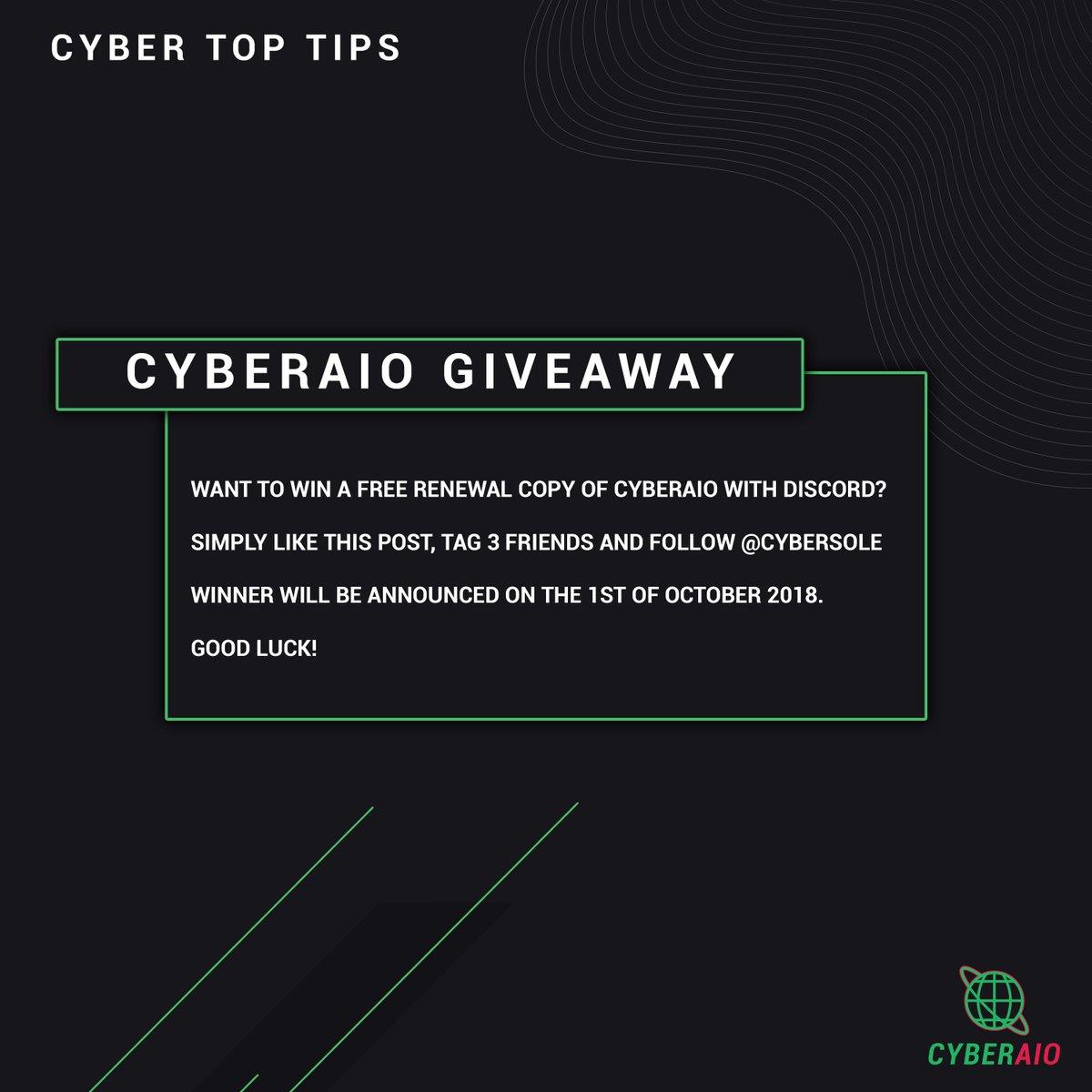 Cybersole on Twitter: