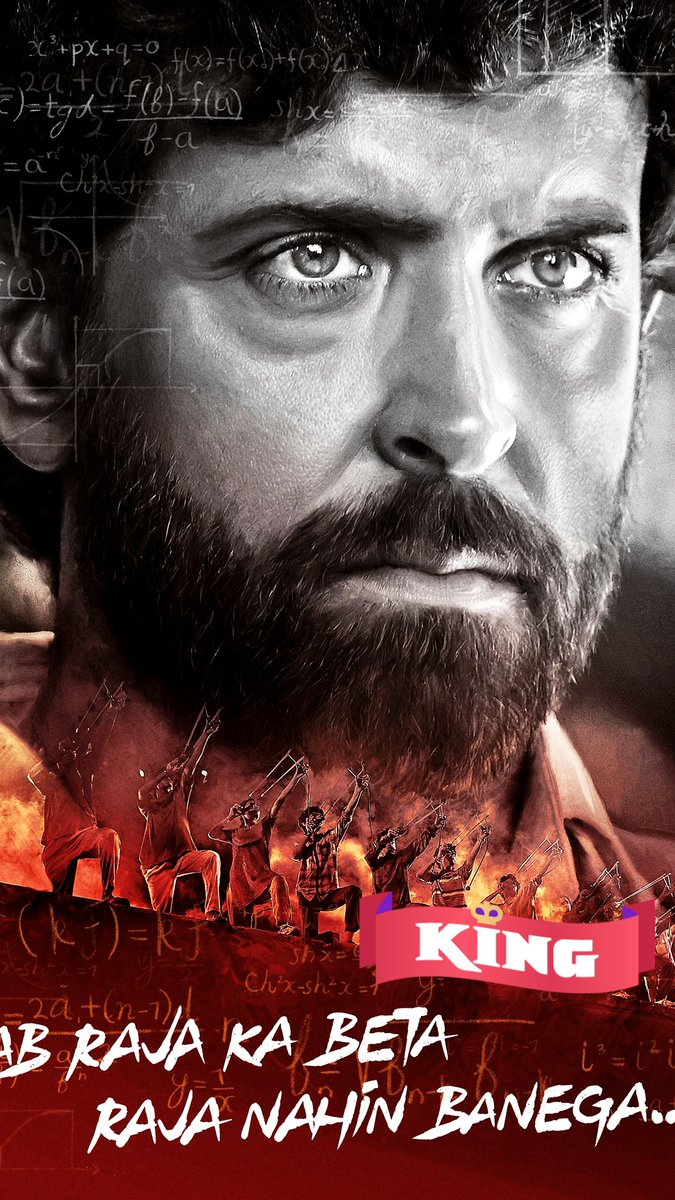 #Super30 ❤❤@iHrithik It's Going to be Super.