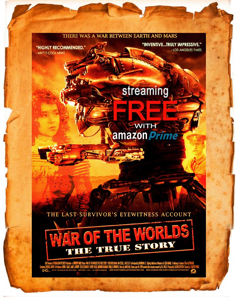 War Of The Worlds The True Story H G Wells On Twitter Orson