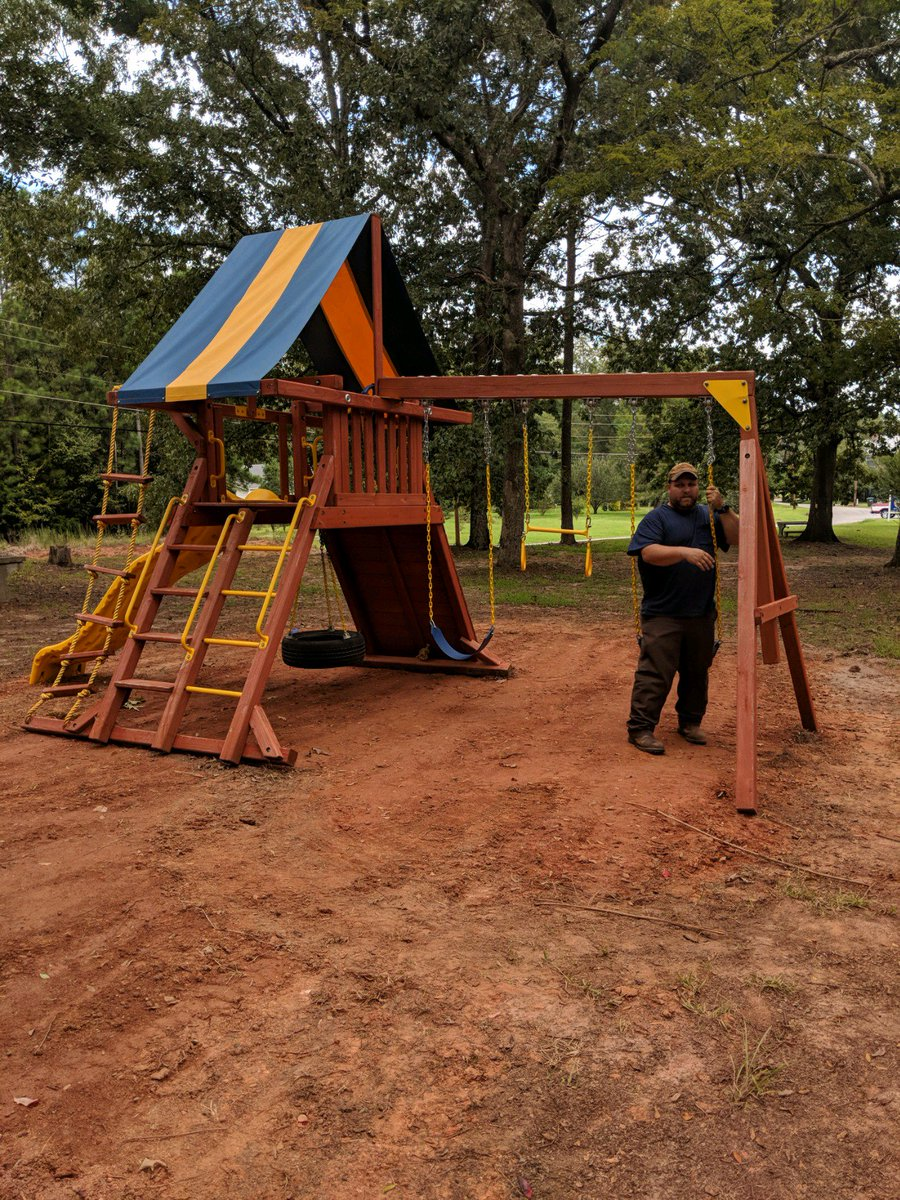 Giving Our Kids Play Space They Need >> City Of Flovilla On Twitter We Are Excited To Have New Playground
