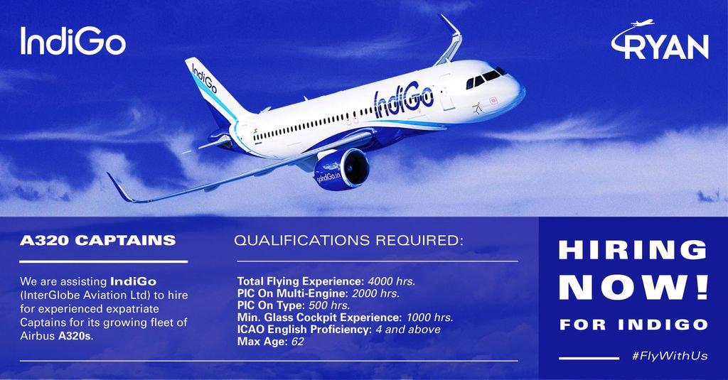 A320 Pilot Jobs India