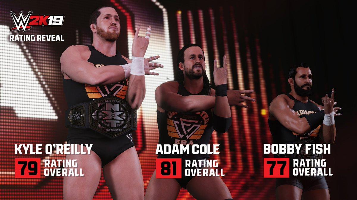WWE 2K19 : Découvrez les premiers Overalls. - Page 3 DmRqQY4UcAAj8a0