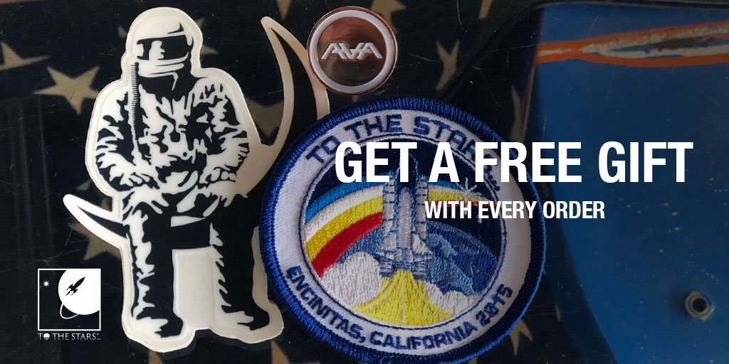 WHO WANTS A FREE MOON MAN STICKER? 💁♂️ Get one with every order, or choose from these other options as you spend more. Take your pick at checkout. Only while supplies last so hurry!!! tothestars.media/collections/new