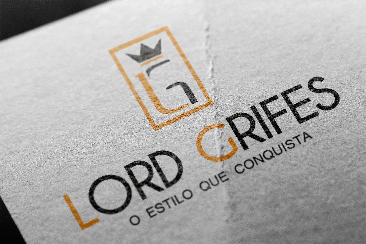 132780838 Logo construída para uma loja de roupas masculinas situada em São Luís no  Maranhão. O símbolo deriva da junção das iniciais LG mais uma coroa e traz  a ...