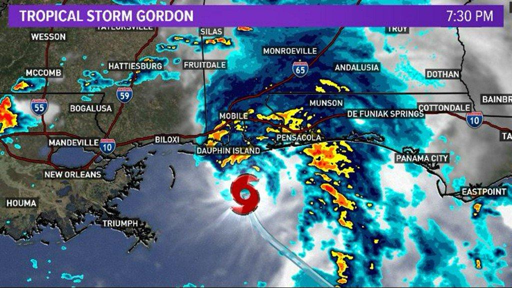 Khou Weather Map.Khou 11 News Houston On Twitter Houston Weather Here Comes Gordon