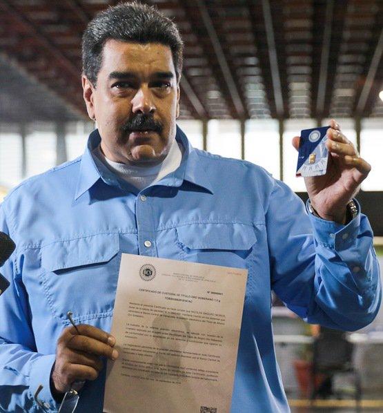 Brasil - Venezuela crisis economica - Página 11 DmSDIvSXgAAJTDO