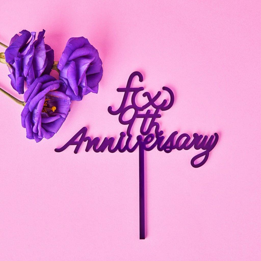 Tenanye On Twitter Happy 9th Anniversary 9yearsfx