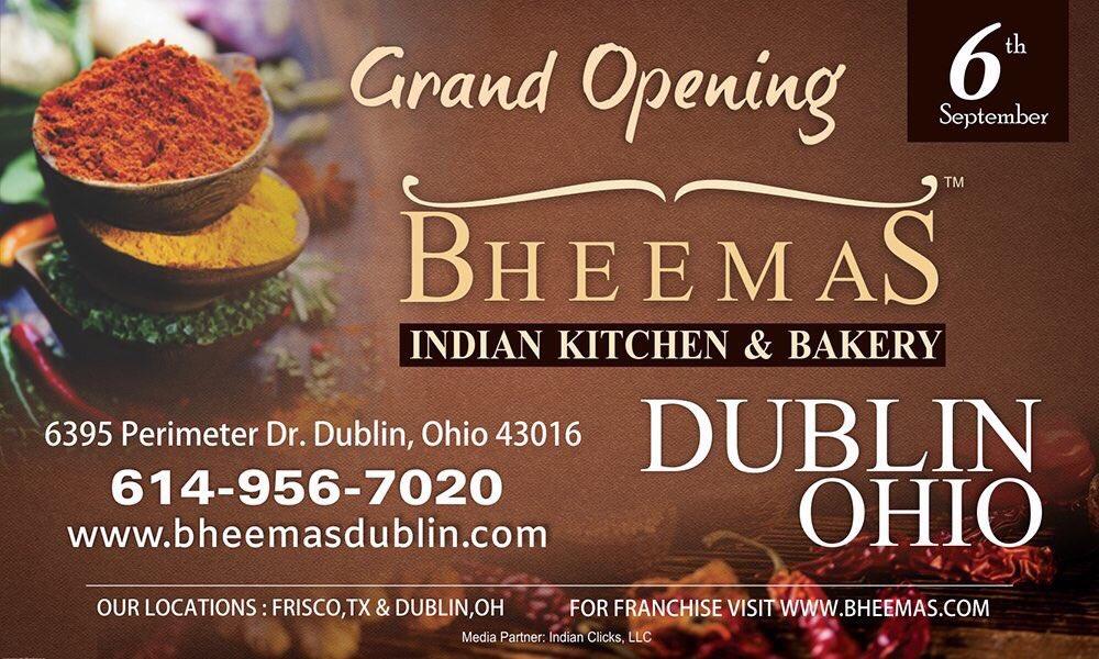Overseasrights Com On Twitter Bheemas Indian Kitchen