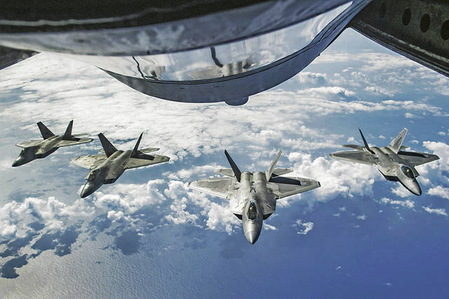 F-22 alternative would save #Hawaii taxpayers money https://t.co/NPfPsoo5pg #HINews #PearlHarbor
