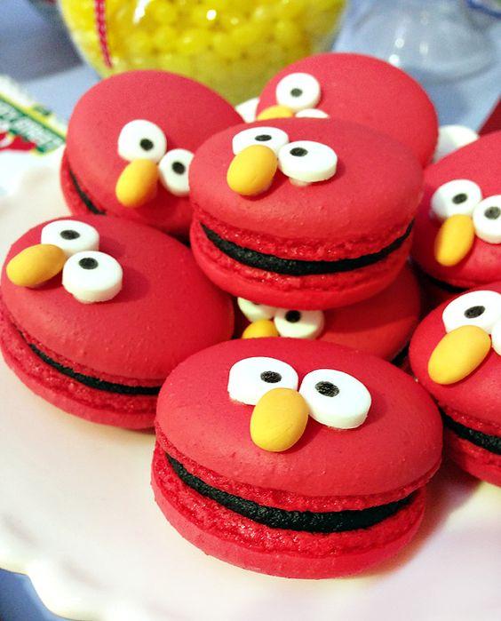 @sweetsmuseum: Elmo Macrons #dessert https://t.co/mlXZCs9wdw