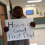 Image for the Tweet beginning: McGruff spent the morning with