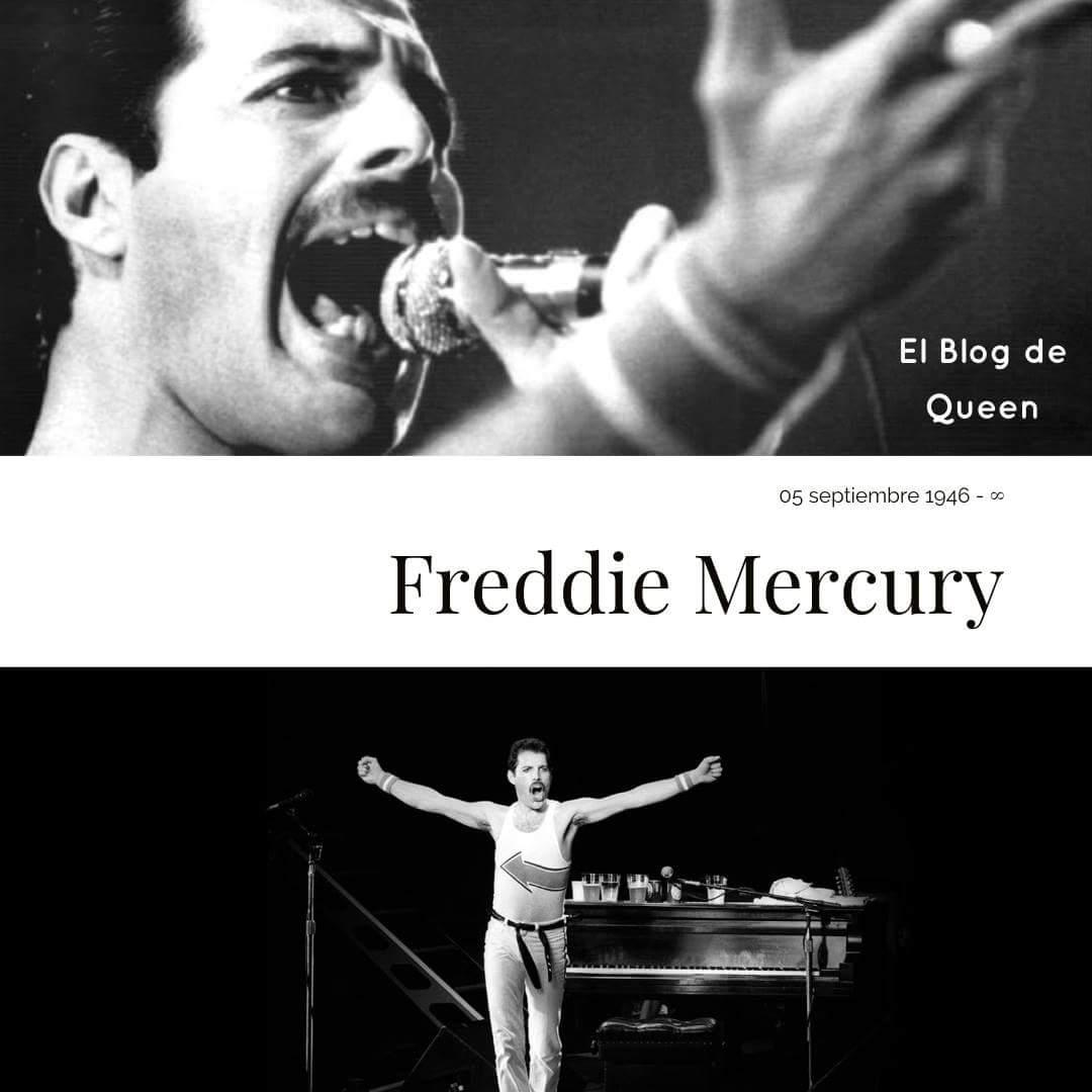 Serían 72 años. Freddie es inmortal! @QueenWillRock @DrBrianMay @OfficialRMT @adamlambert