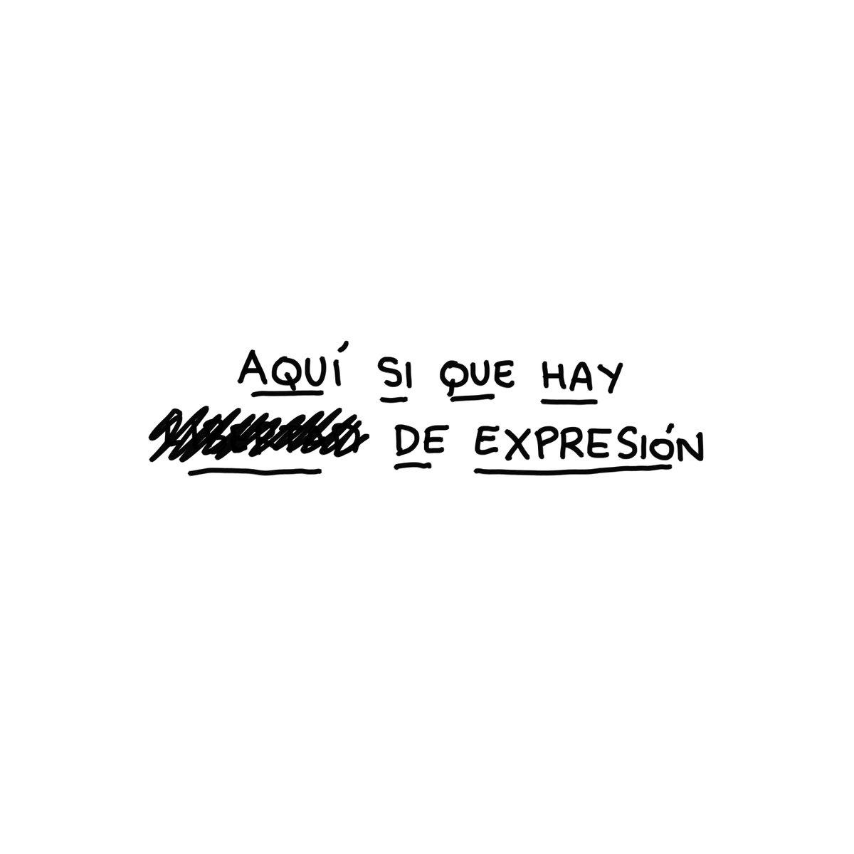 ******** de expresión