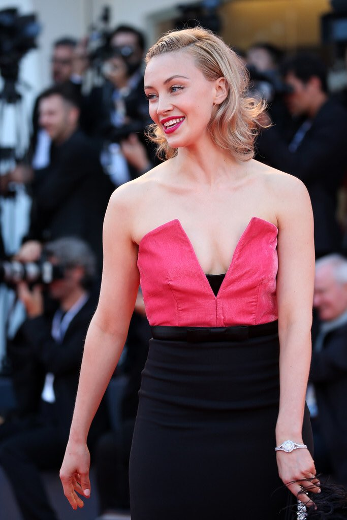 Sarah Gadon Dress