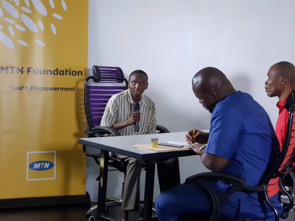 The MTN Foundation Alumni employability workshop for the blind, took place recently at the Civic Innovation Lab, in the capital city of Abuja. Participants were given useful insights, through interactive workshops and coaching sessions. #MTNFscholarships2018 https://t.co/H97exf6Zbx