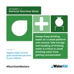Image for the Tweet beginning: National #Nutrition Week: Do you