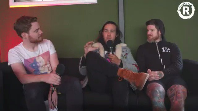 Fall Out Boy's 'MANIA' was released on this day in 2018  We asked Pete Wentz and Andy Hurley about the band's reinvention around the album release, in this clip from the archive