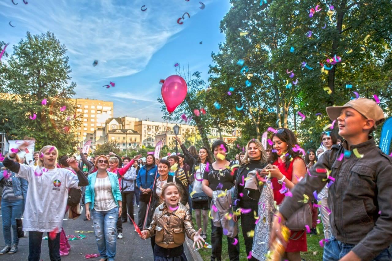 интересом фото с дня города москвы на цветном привлекает ландшафтных