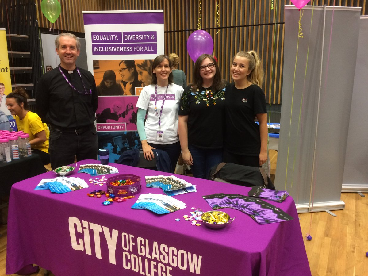 CityofGlasgowCollege on Twitter: